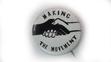 Making the Movement Pinback